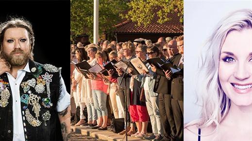 Bild för BLANKA Varberg Choir Festival, 2020-05-23, Arena Varberg, Sparbankshallen