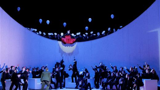 Bild för La Traviata - liveopera från Met, 2017-03-11, Teatersalongen, Storsjöteatern