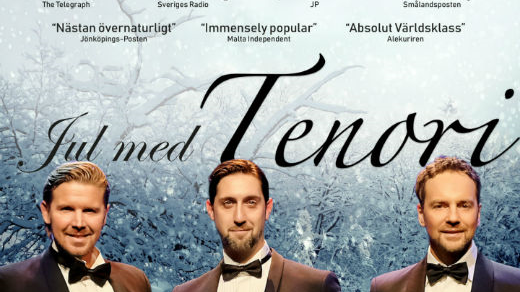 Bild för Tenori, 2019-11-30, Jönköpings Teater