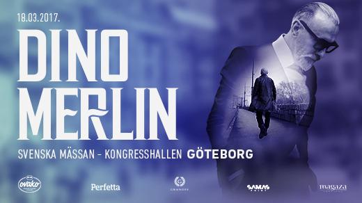 Bild för Dino Merlin - Göteborg, 2017-03-18, Svenska Mässan