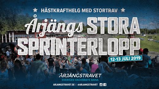 Bild för 12 juli - Fredagkväll - Hästkrafthelg, 2019-07-12, Årjängstravet