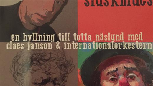 Bild för Totta Näslund tribute, 2016-09-24, Folk Å Rock
