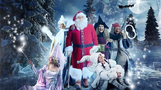 Bild för Tomteland Höst & Vinter 2018 -2019, 2018-11-01, Tomteland