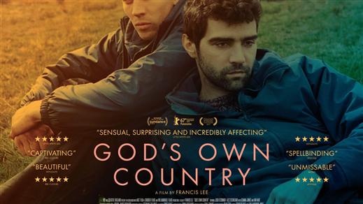 Bild för Bio kontrast: God's Own Country, 2018-02-22, Metropolbiografen