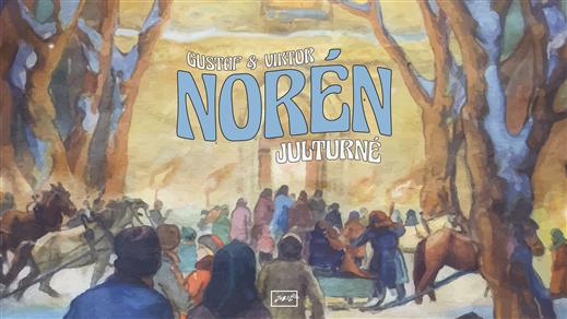 Bild för Gustaf & Viktor Norén | Julturné | Vadstena, 2019-12-15, Vadstena Klosterkyrka