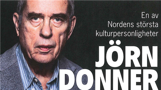 Bild för Jörn Donner, 2017-12-01, Umeå Folkets Hus
