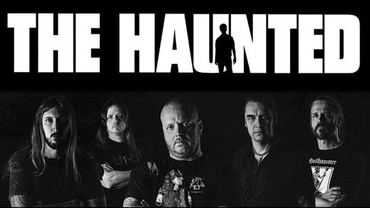 Bild för The Haunted - Klubb Undergrunden - 12/4, 2020-04-12, Klubb Undergrunden