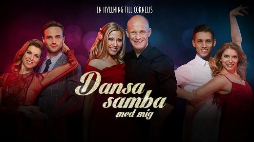 Bild för Dansa Samba med mig – 15/9 19:30, 2017-09-15, Hjalmar Bergman Teatern