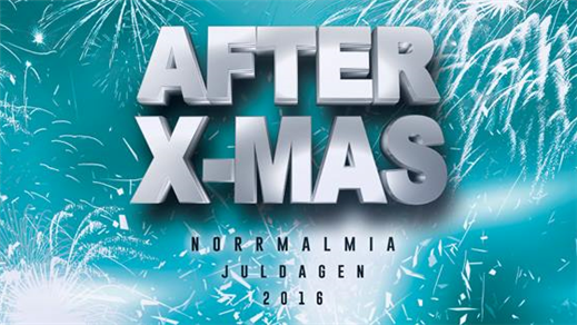 Bild för After X-mas Piteå, 2016-12-25, Norrmalmia Sporthall