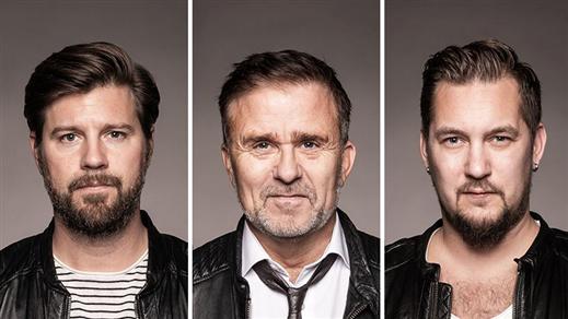 Bild för Jan Johansen Trio, 2019-07-28, Carlas Cafe