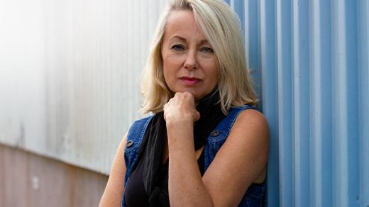 Bild för Louise Hoffsten, 2021-07-15, Parksnäckan