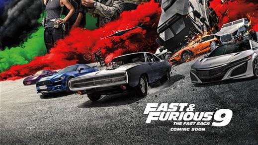 Bild för Fast & Furious 9, 2021-07-18, Bräcke Folkets hus