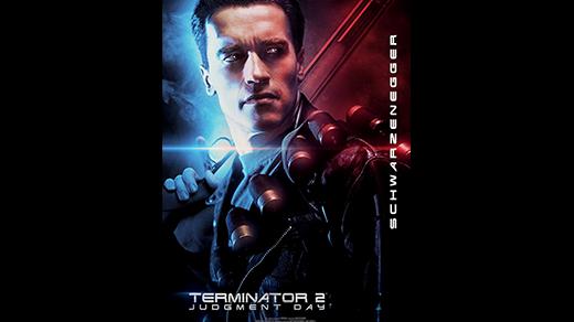 Bild för Terminator 2: Judgment Day (15 år)  Premiär, 2018-02-01, Biosalongen Folkets Hus