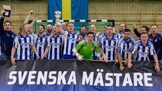 Bild för Tillval Futsal Årskort 2017 IFK Göteborg, 2017-02-10, Lisebergshallen