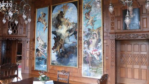 Bild för Klassisk Slottsvisning, 2020-09-01, Tjolöholms Slott
