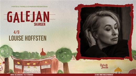 Bild för Louise Hoffsten, 2021-09-04, Galejan, Skansen