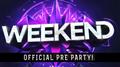 WKND FESTIVAL PRE PARTY