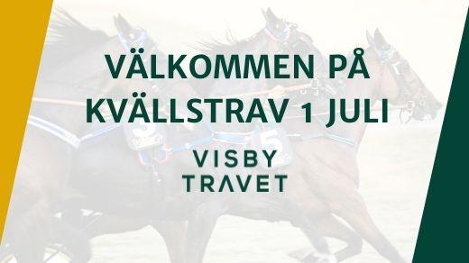 Bild för Kvällstrav på skrubbs, 2021-07-01, Visbytravet