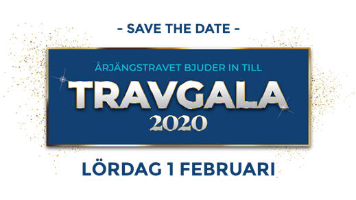 Bild för Travgala 2020, 2020-02-01, Årjängs Hotell