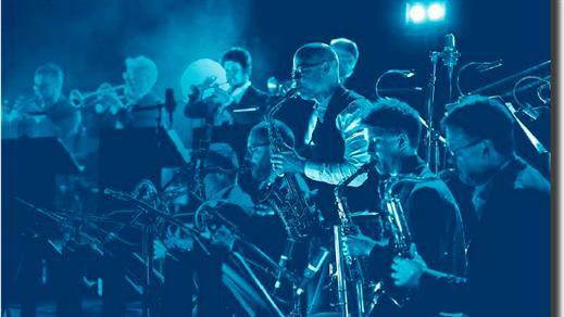 Bild för BOHUSLÄN BIG BAND, 2018-09-23, Arenan