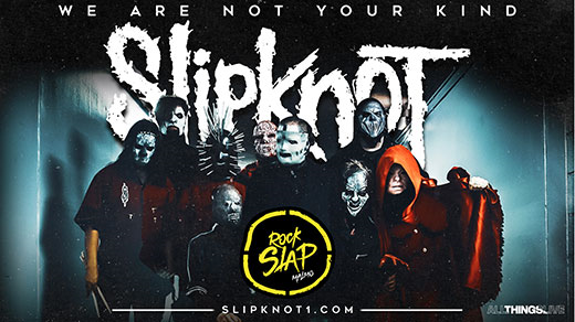 Bild för Rock Slap feat Slipknot, 2022-08-15, Tallriken - Pildammsparken