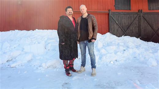 Bild för Storseans med P. Trollsveden och A. Österlund, 2018-11-28, Nöjespalatset Sandra