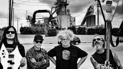 Bild för The Melvins (US) LIVE, 2018-10-12, Babel
