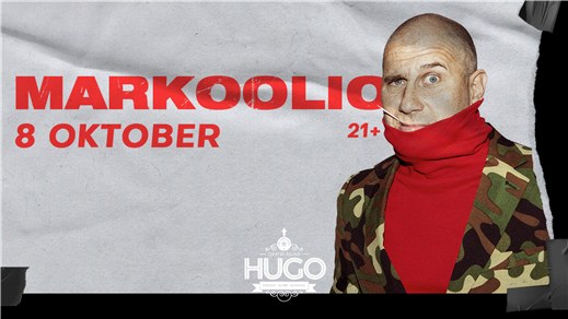 Bild för Markoolio live 8 Oktober 2021, 2021-10-08, Hugo Nattklubb