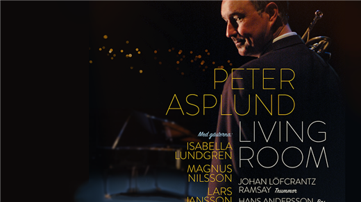 Bild för Peter Asplunds living room, 2021-09-25, Oktoberteatern