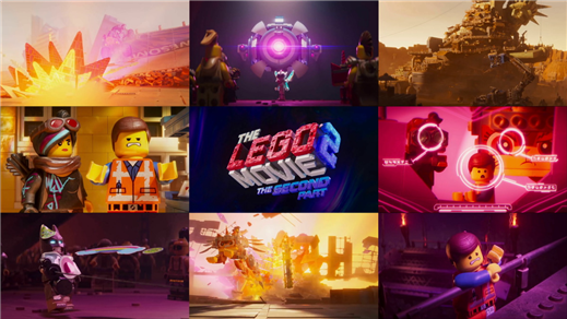 Bild för LEGO® FILMEN 2 (Sv. tal), 2019-02-10, Kulturhuset i Svalöv