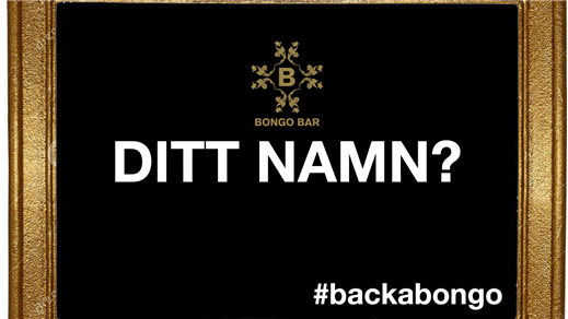 Bild för BackaBongo, 2021-05-31, Bongo Bar