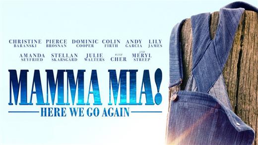 Bild för Mamma Mia! Here We Go Again, 2018-08-26, Emmaboda Folkets Hus