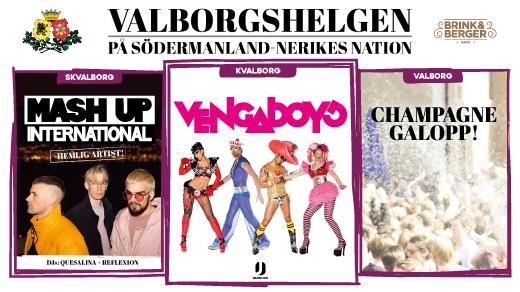Bild för Valborg Snerikes 2018, 2018-04-27, Snerikes Nation