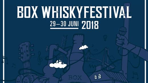 Bild för Box Whiskyfestival 2018, 2018-06-29, Box Destilleri