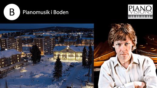 Bild för Pianoafton med Martin Sturfält, 2019-03-07, Björksalen
