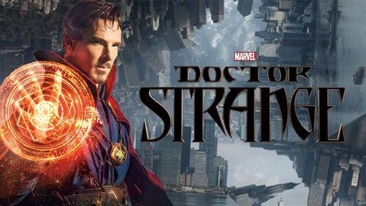 Bild för Doctor Strange (Sal.3 11år Kl:18:30 1h55m), 2016-11-18, Saga Salong 3