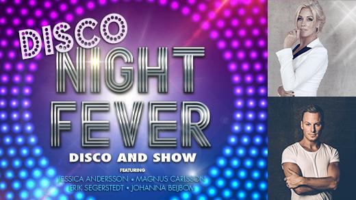 Bild för Disco Night Fever, 2018-10-19, Sundspärlan