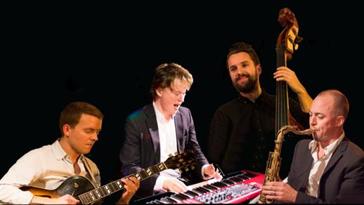 Bild för Klas Toresson med Daniel Svensson trio, 2019-03-13, Metropol