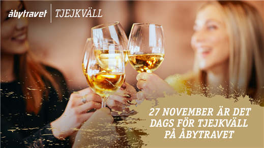 Bild för Tjejkväll, 2019-11-27, Åby Arena