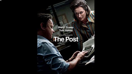 Bild för The Post (11 år), 2018-02-04, Biosalongen Folkets Hus