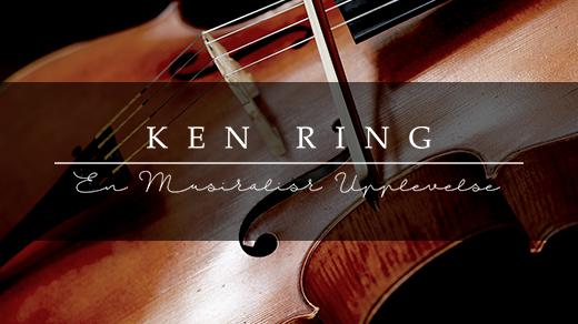 Bild för En Musikalisk Upplevelse i Ängelholm med Ken Ring, 2018-01-28, Jarl Kulle Scenen