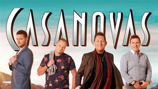 Bild för Sommardans i Parken till Casanovas, 2019-07-09, Regnbågen
