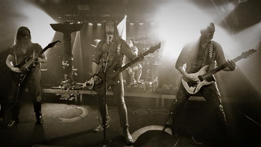 Bild för Bowhead + Skrollan + The Striders, 2018-04-07, Palatset