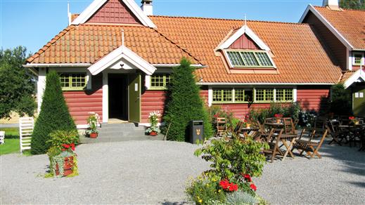 Bild för Teatermeny i restaurang Storstugan, 2021-07-18, Restaurang Storstugan