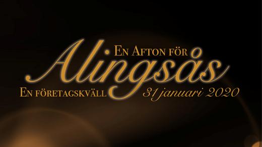 Bild för En afton för Alingsås-En företagskväll Fre 31 jan, 2020-01-31, Estrad i Alingsås