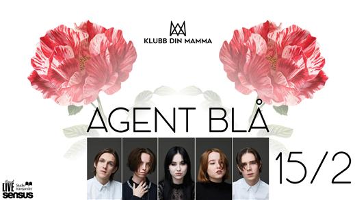 Bild för Agent Blå - Klubb Din Mamma, 2019-02-15, L'Orient