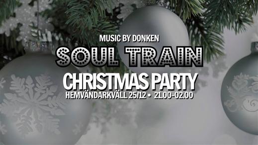 Bild för Soul Train Christmas Party, 2018-12-25, Äpplet, Umeå Folkets Hus