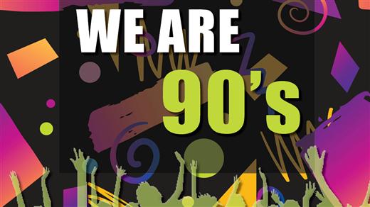 Bild för We Are 90's, 2019-04-05, Flustret