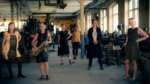 Bild för Violet Green - A tribute to women in blues, 2020-02-08, Nefertiti Jazz Club