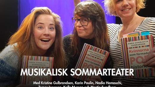 Bild för Musikalisk sommarteater, 2020-07-10, Strandängarna